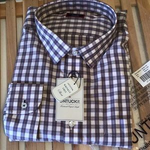 NWT, UNTUCKit Button Down